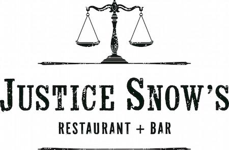 Justice Snow's Logo